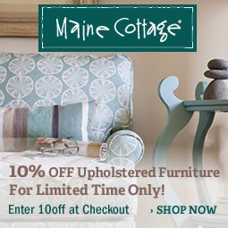 Maine cottage furniture and coastal accessories
