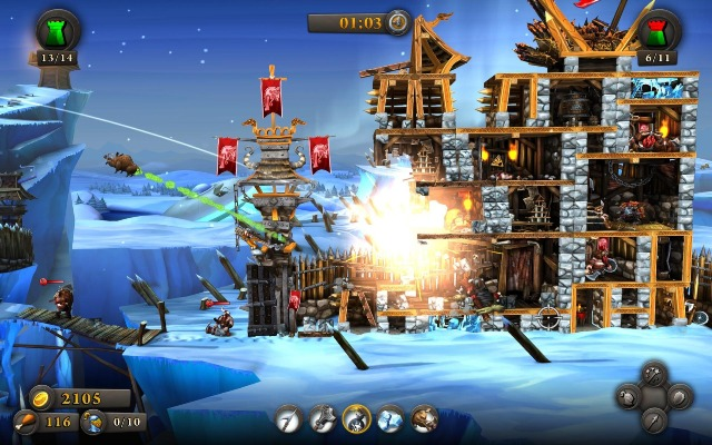 CastleStorm PC Games Gameplay