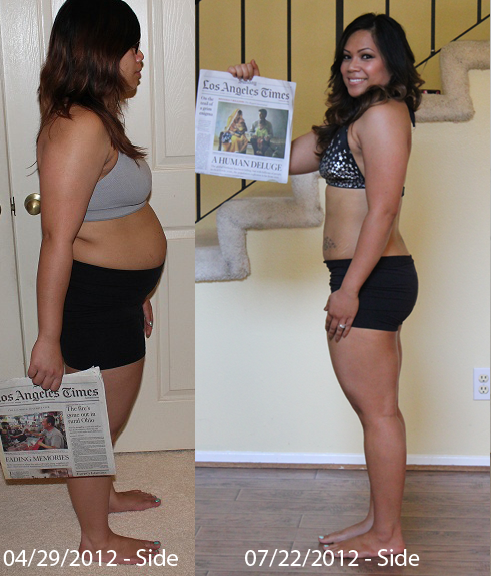 My 3 Month Weight loss Progress Update! ~ Beauty and The Brute ...