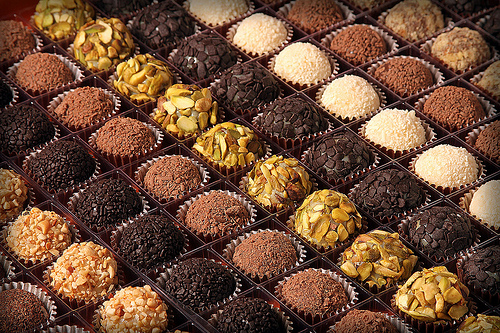 Murder is Everywhere: Brigadeiros