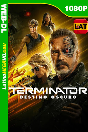 Terminator: Destino Oscuro (2019) Latino HD AMZN WEB-DL 1080P ()