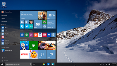 Windows 10 O Novo Sistema Operacional da Microsoft