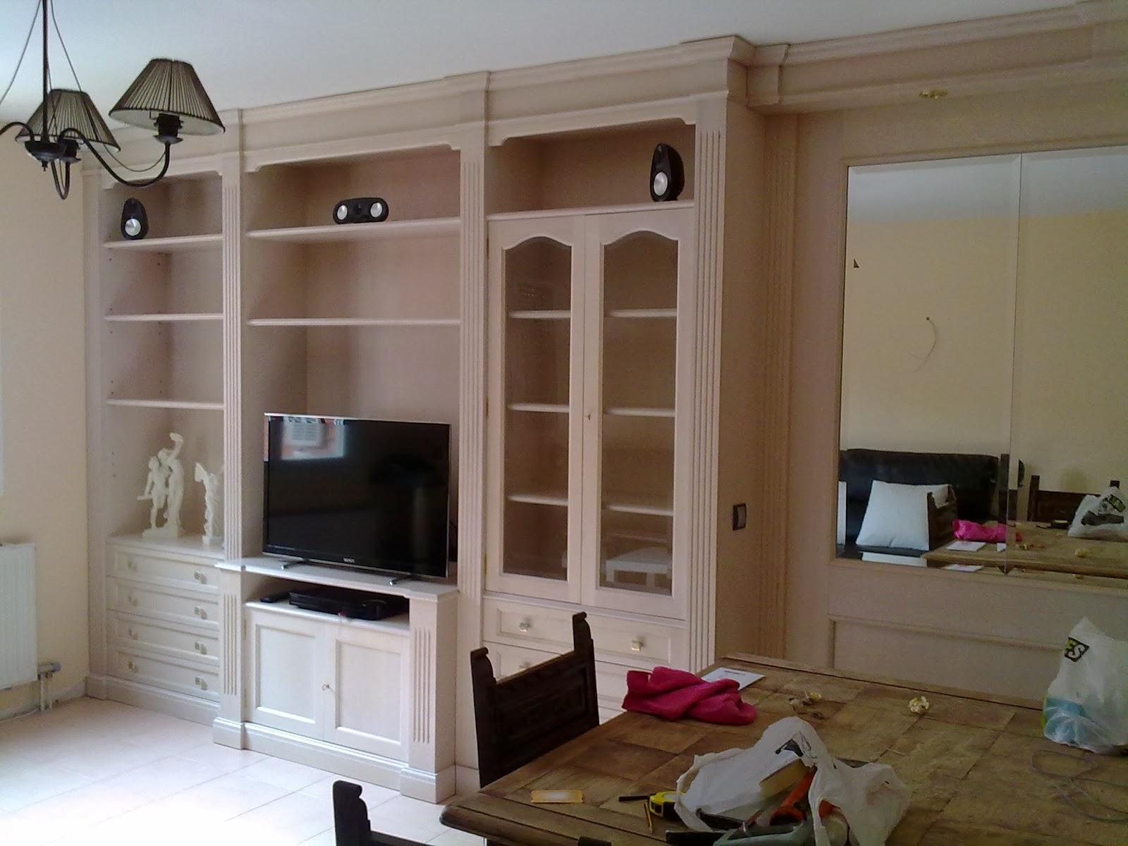 Boisseries muebles a medida fabritecma - Muebles a medida en madrid ...