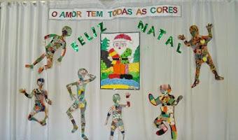 O NATAL DE TODAS AS RAÇAS