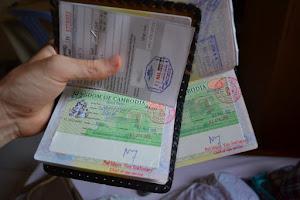 Камбоджийская виза по прилету или злоключения в аэропорту Сиемрипа