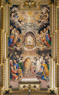 "Corpus Christi – ""The Living Bread That Came Down From Heaven""*"