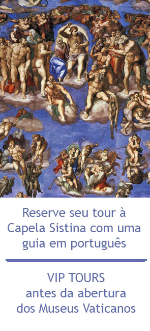 Museus Vaticanos com guia particular antes da abertura!