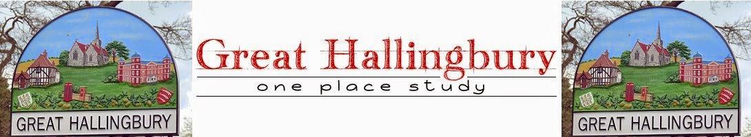 Great Hallingbury - One Place Study