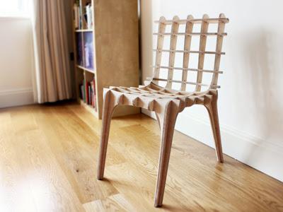 Primero Arquitectura: Sketch Chair Software para Diseñar y ...