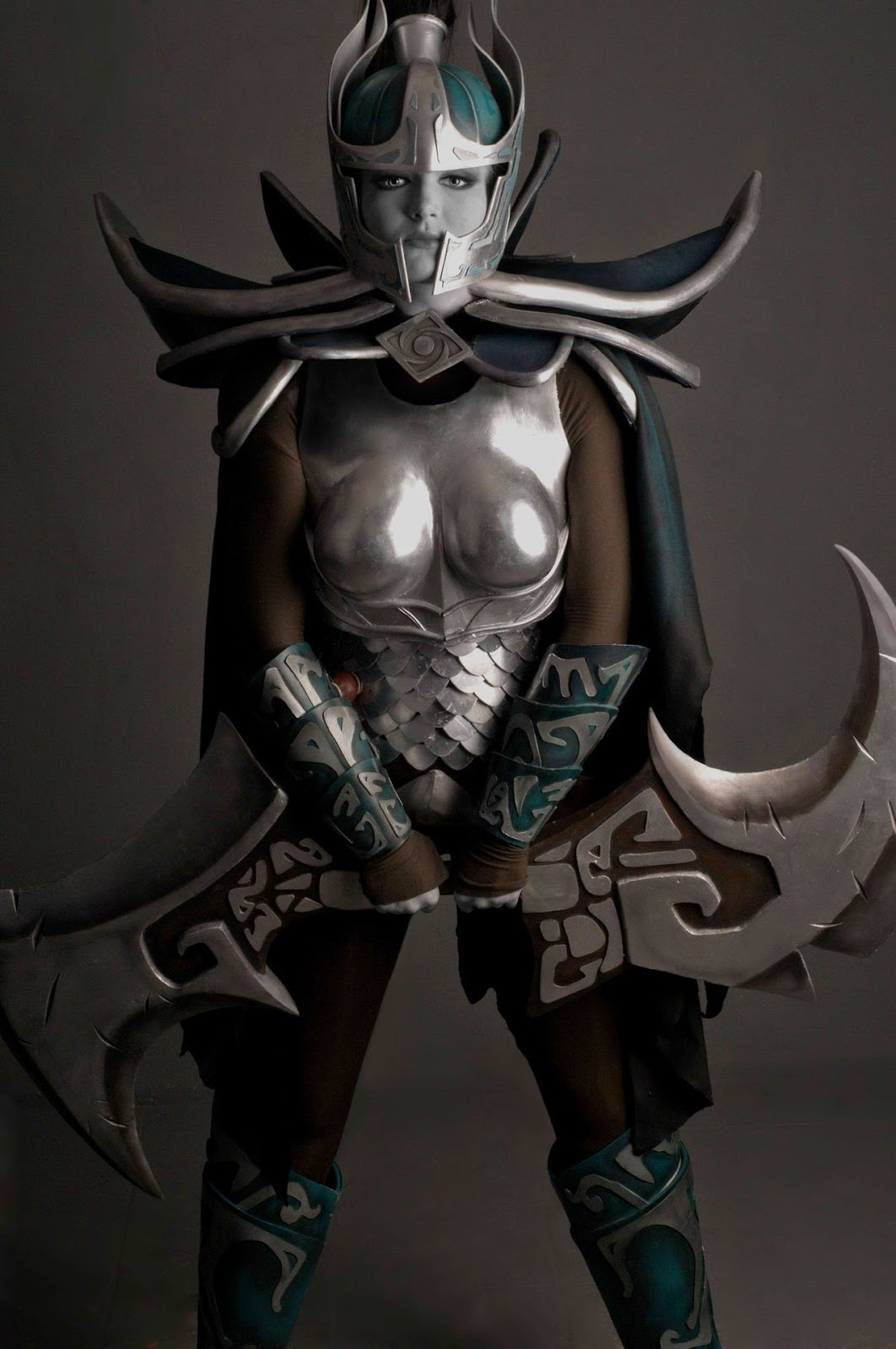 Dota 2 Cosplay Phantom Assassin