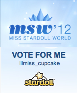 Vote For Me xx!!!