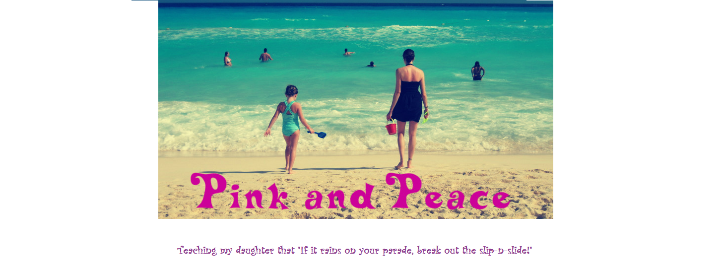 Pink and Peace