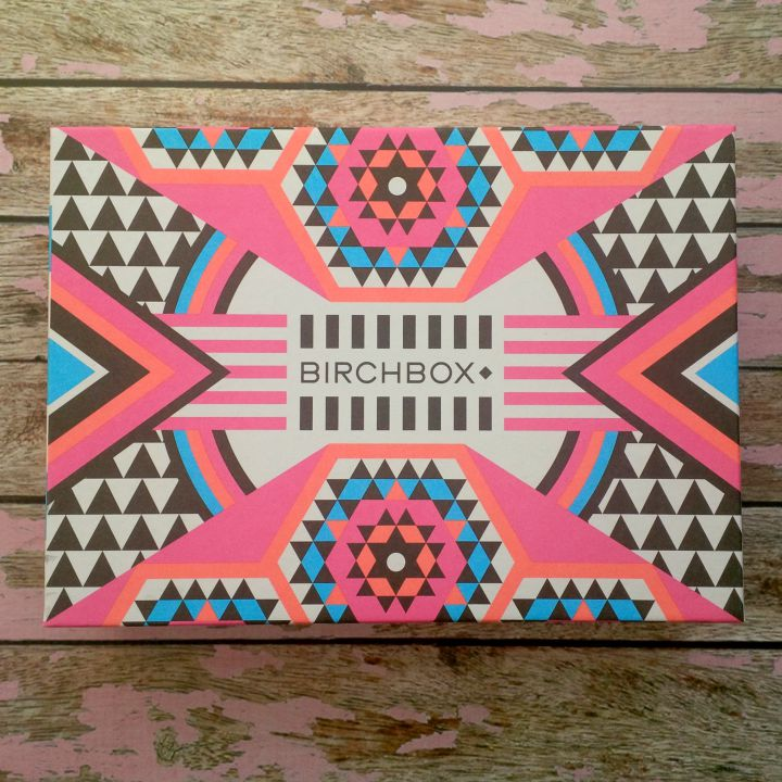 Unboxing | Birchbox July 2015: Go Bold review