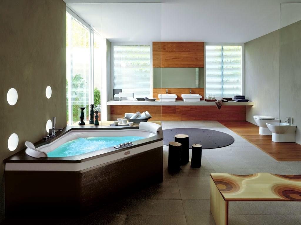 Decoracion Baño Grande:Luxury Bathroom Design Ideas