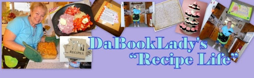 DaBookLady&#39;s Recipe Life