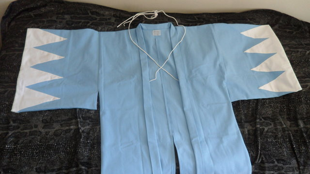 COSPLAY: Fixed the last details for my shinsengumi outfits