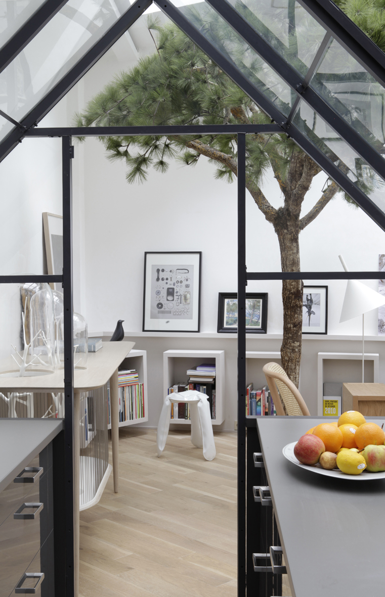 Apartment Style Home: Small and functional apartment with ...