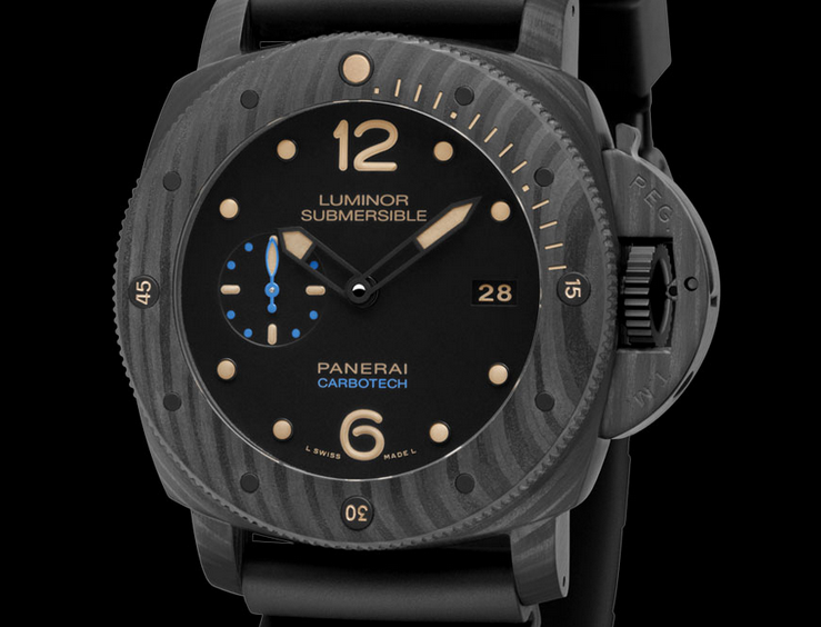 Panerai Luminor Submersible 1950 Carbotech 3 Days