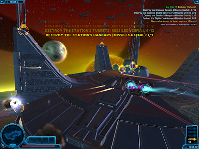 SWTOR - Space Combat 2