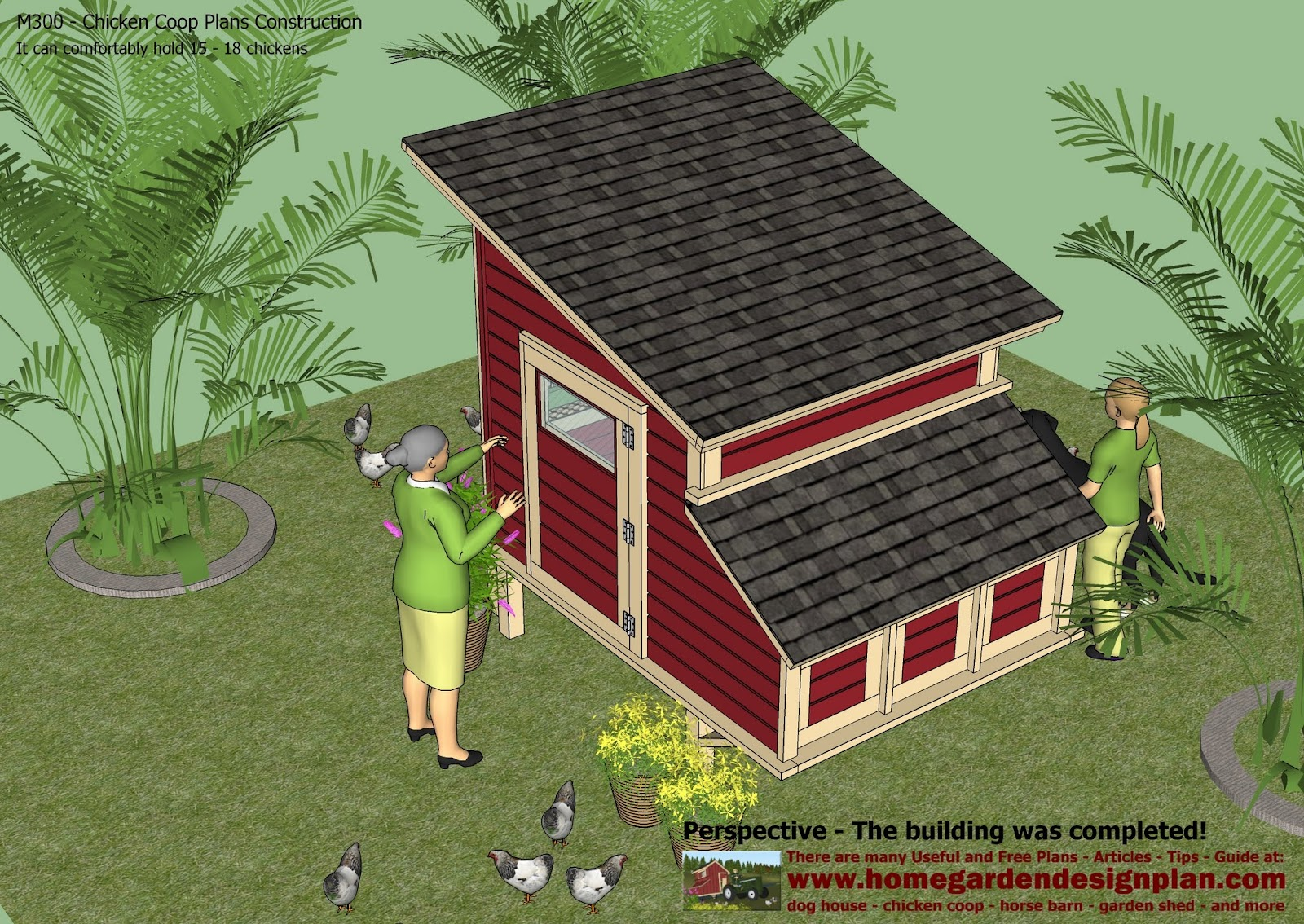 Build a coop blog how to build a chicken coop plans free for Diy chicken house plans free