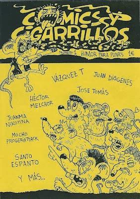 COMICS Y CIGARRILOS #1