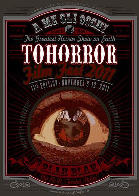 TOHorror Film Fest 2011: all'insegna degli Zombie. 8-12 Novembre 2011
