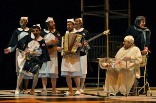 El Enfermo Imaginario - Teatro Solis