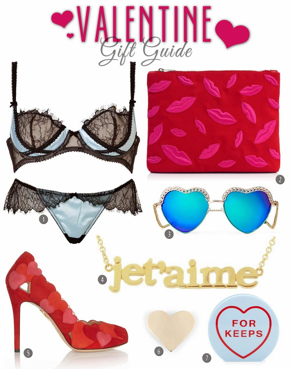 Style Therapy Valentine Gift Guide 2014