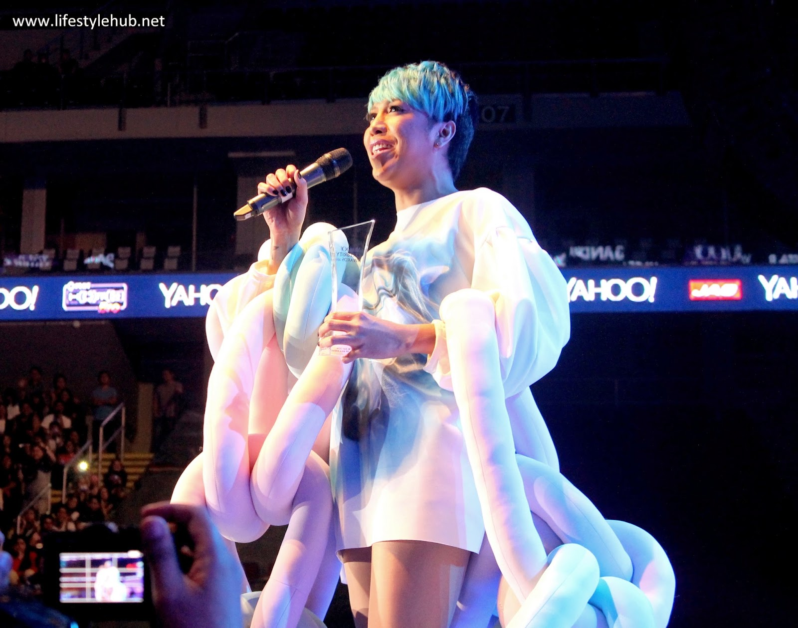 vice ganda social media star yahoo awards