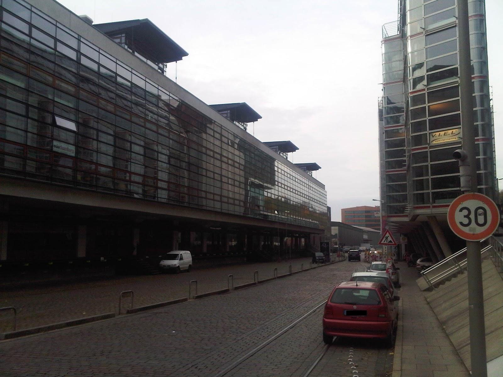 Große Elbstraße - Richtung Fischmarkt