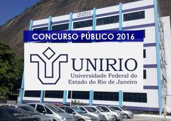Apostila Concurso UNIRIO-RJ 2016 (Técnico Administrativo)