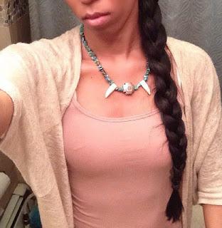 Pocahontas Hair Secrets How To Make A Braid That
