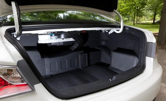 2011 Hyundai Sonata Hybrid Photos Gallery
