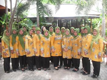 Pengurus TP PKK Kota Administrasi Jakarta Pusat
