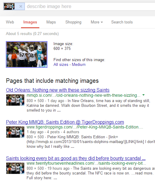 Google S Reverse Image Search Now In Chrome