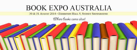 Visit us at Book Expo Australia at Homebush this weekend