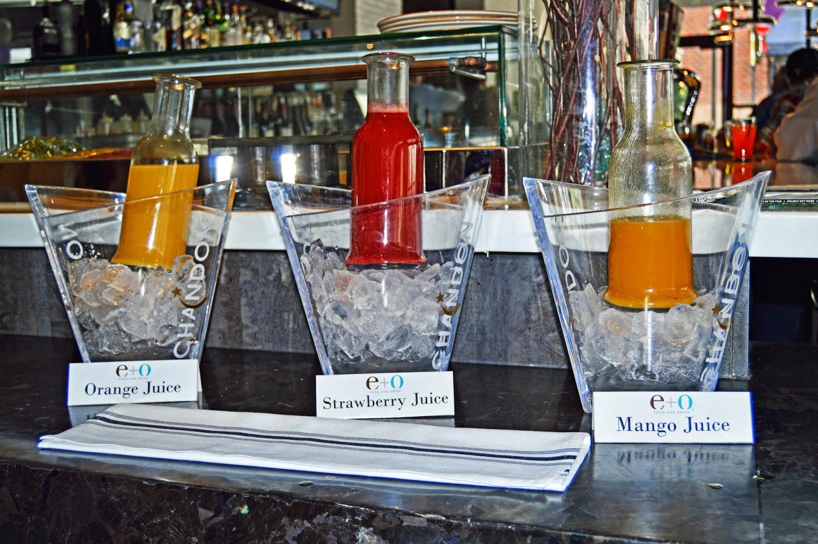 e+o Mimosa Bar