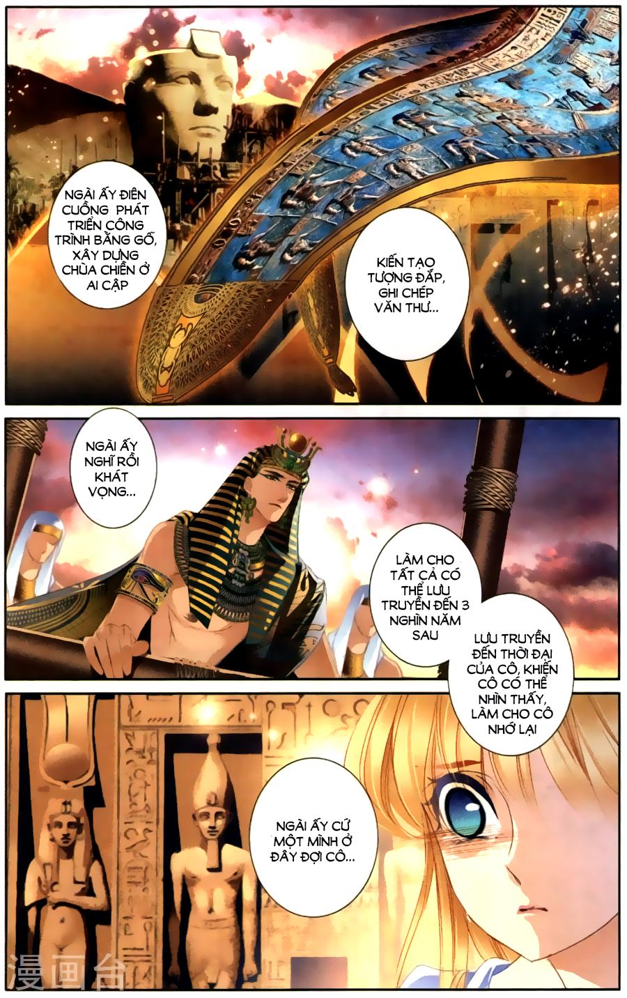 Sủng Phi Của Pharaoh
