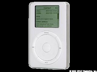 iPod 2001,iPod