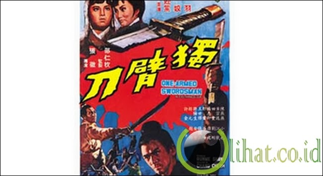 One Armed Swordsman (1967).