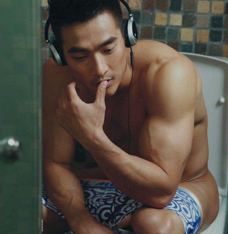 Lines korean hot men nude