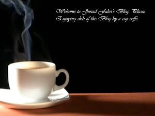 Sudah lama saya tidak minum kopi