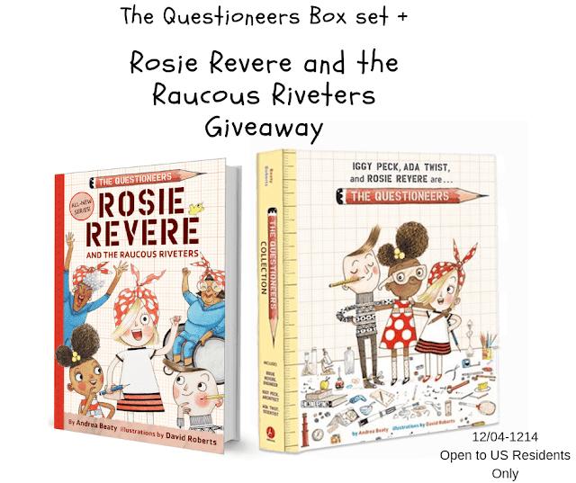 Rosie Revere Giveaway