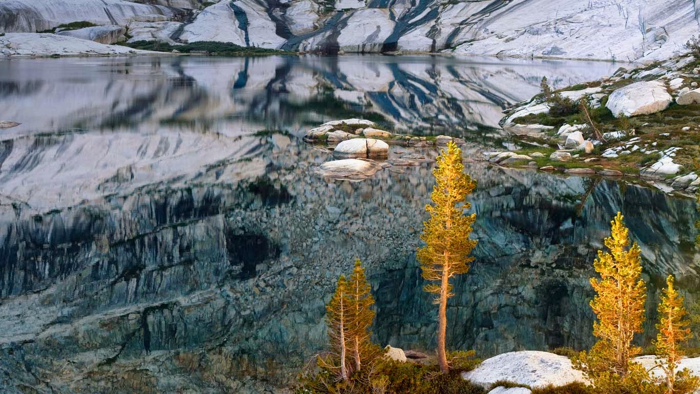 Pear Lake in Sequoia National Park, California (© Marc Muench/Tandem Stills + Motion) 560