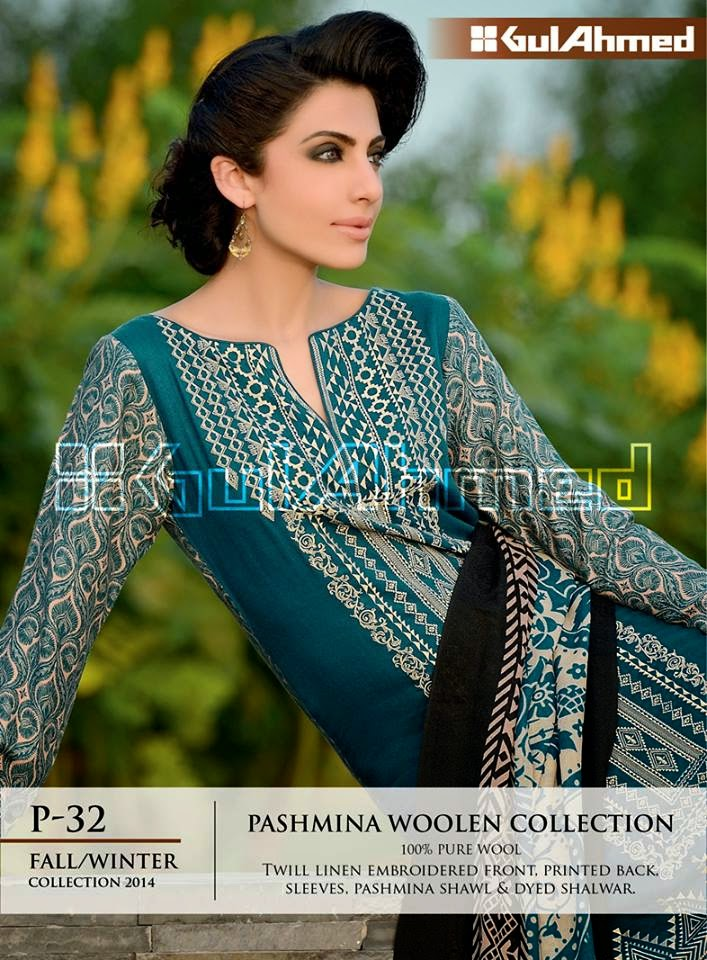 Elegant Winter Woolen Collection