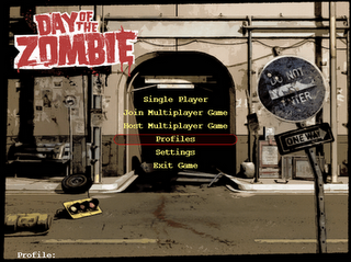 Day of the Zombie RIP Version