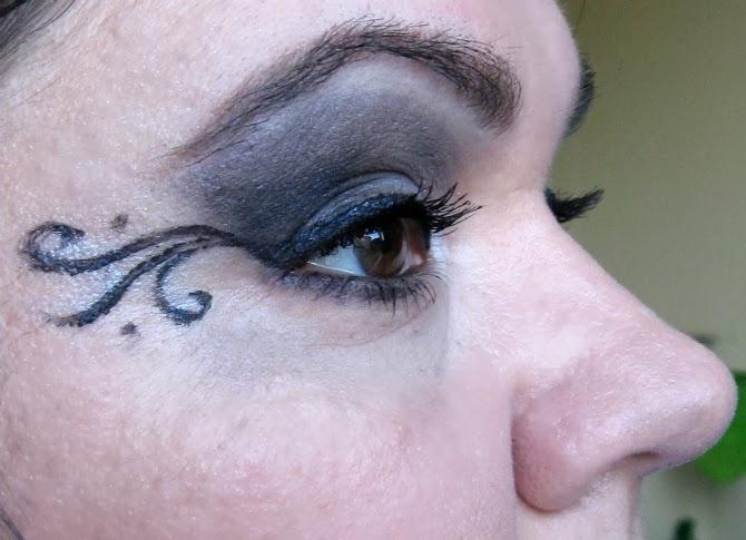 makeup ecobio di capodanno