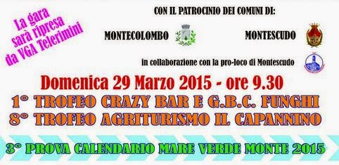 CLASSIFICA Trofeo Crazi Bar 2015