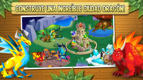 imagen de apk de dragon city para tablet pc y moviles android