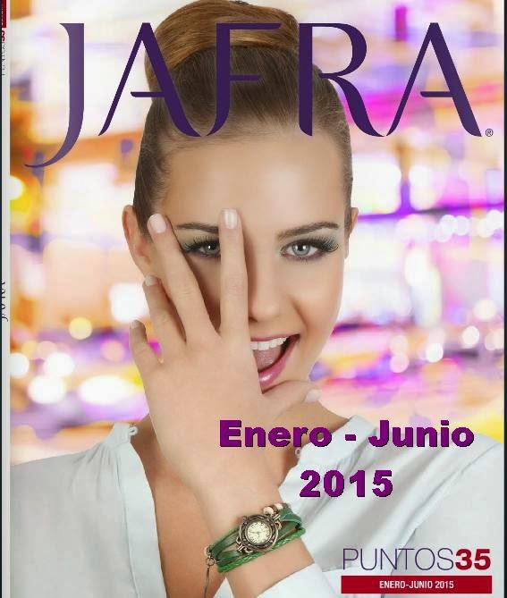 Catalogo Jafra Puntos #35 2015